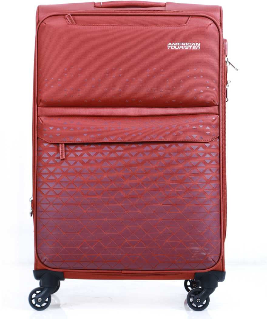 American Tourister Bradford Check-In-Luggage (Rust)