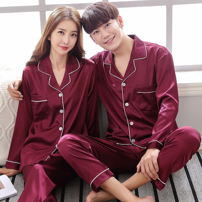 Reyon Silk Sleep Wear Sets