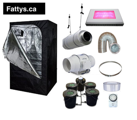 Large Hydroponic Grow Kit