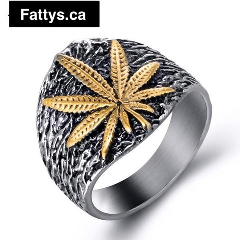 Men Marijuana Ring