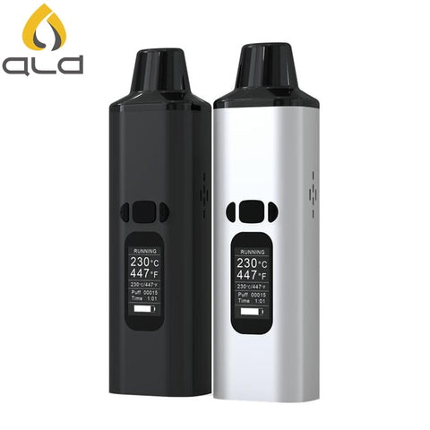 dry herb vaporizer kit