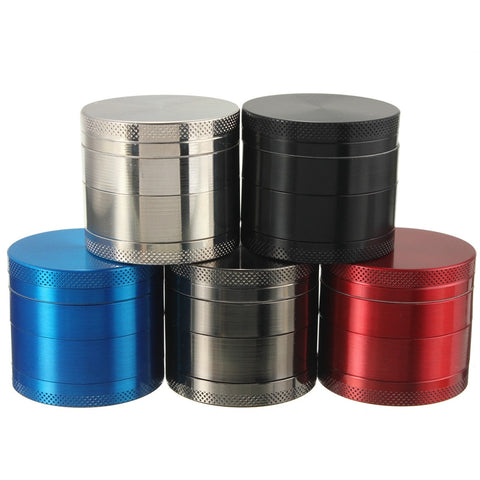 4 Layers Herb Grinder