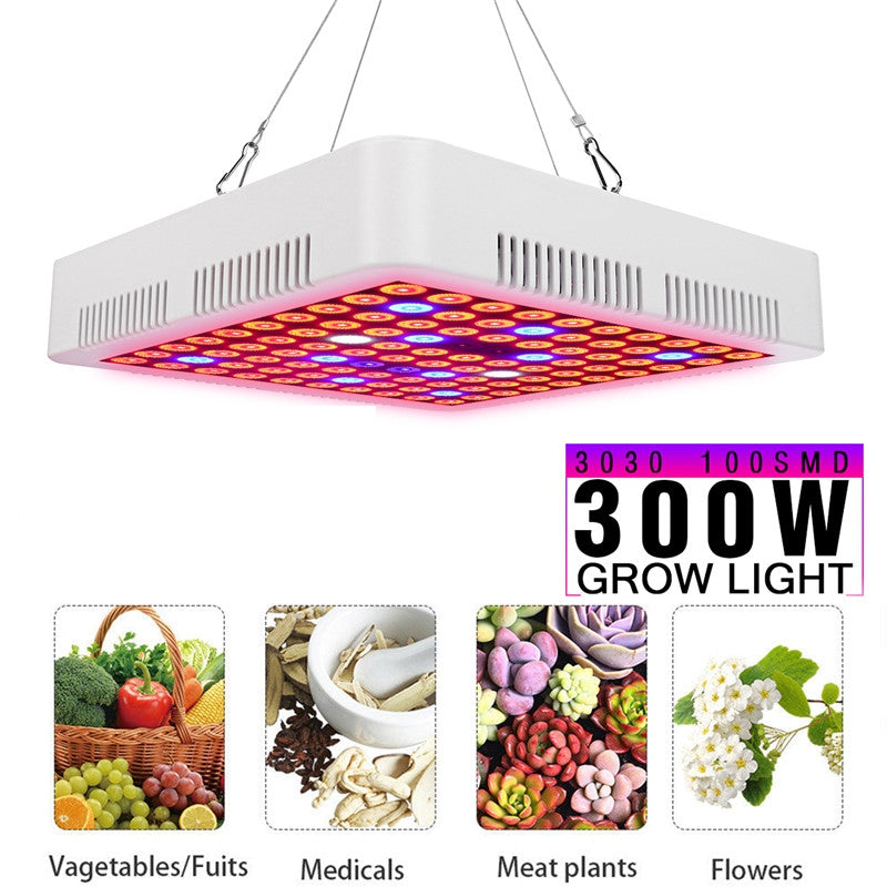 LED Grow Light Panel 300W