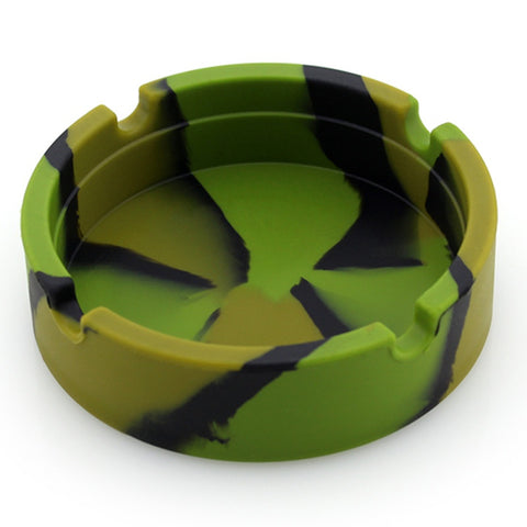 Unbreakable Silicone Ashtray