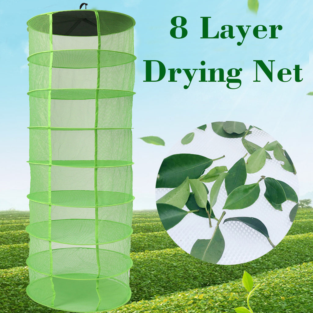 Hanging Drying Net Rack