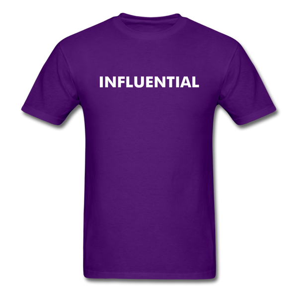 INFLUENTIAL - purple