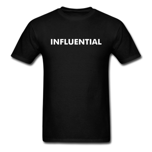 INFLUENTIAL - black