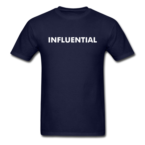 INFLUENTIAL - navy