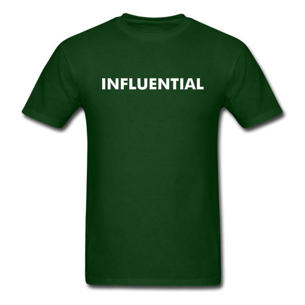INFLUENTIAL - forest green