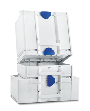 Systainer3 Organizer L 89 with 10 insert boxes, Light Grey