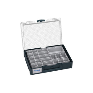 Systainer3 Organizer M 89 with 22 insert boxes, Anthracite