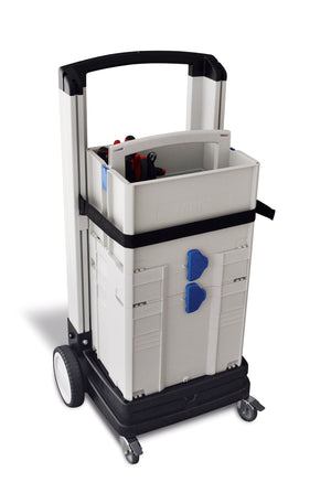 SYS-Roll transport trolly for systainers
