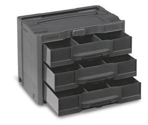"Sortainer T-Loc ""SYS-Sort IV/3"", anthracite"
