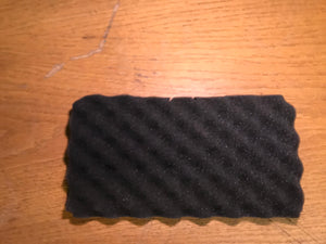 Vaulted foam lid insert for mini-Systainer T-Loc, , Like New