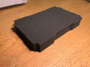Pick and pluck foam insert for mini-Systainer T-Loc, , Like New