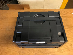 Drawer Systainer III - Variant 2, Anthracite (black), Like New