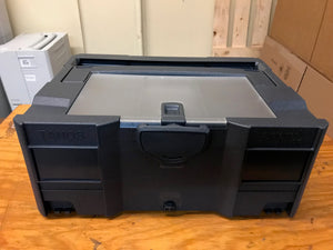 systainer T-Loc II with lid sort-tray, anthracite