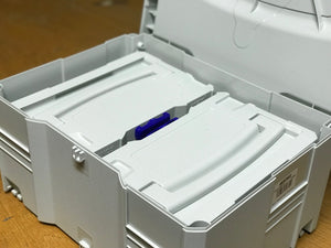 MINI-systainer T-Loc III with box insert