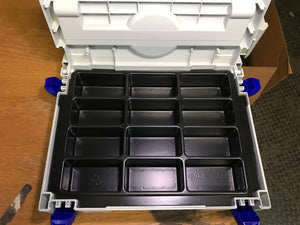 Insert tray with many compartments (Classic system), , Like New