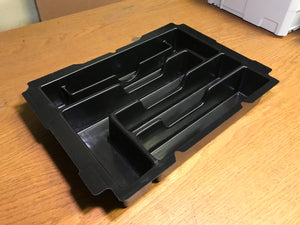 Insert tool tray (T-Loc system), , Like New