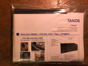 Anti-slip mat Tanos T-Exact, 15cm x 15cm, set of five, , Like New