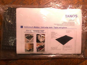 Anti-slip mat Tanos T-Tec, 12cm x 12cm, , Like New