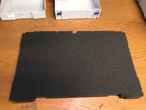Pick and pluck  foam insert for Maxi III, , Like New