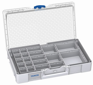 Systainer3 Organizer L 89 with 20 insert boxes, Light Grey