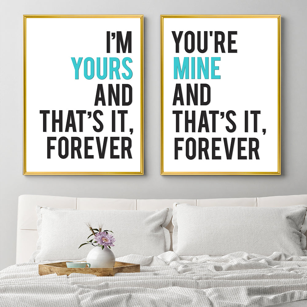 His & Her - Forever
