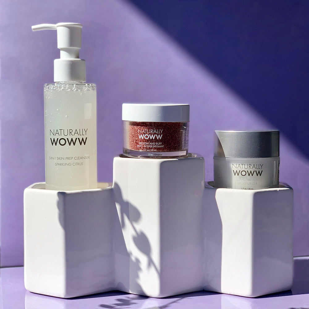 Introducing: The Woww Regimen