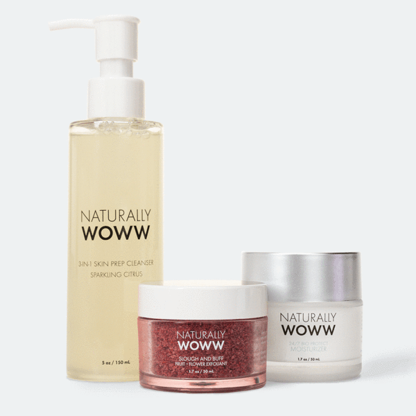 Naturally Woww Regimen Kit