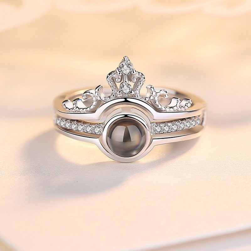 Royal Love Ring