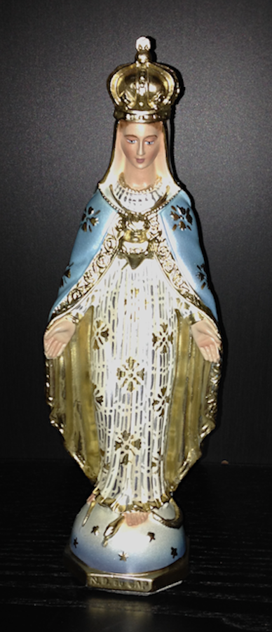 "Our Lady of the Cape, Queen of Canada 12"" Rich"