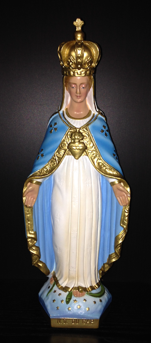 Our Lady of the Cape, Queen of Canada 18""