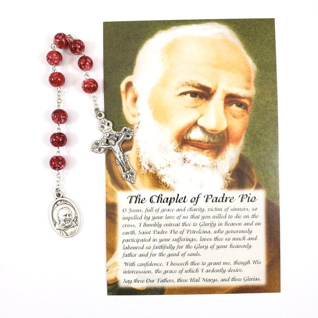 The Chaplet of Padre Pio