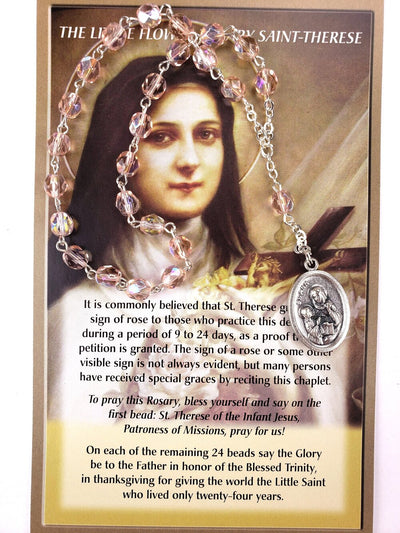 Little Flower Rosary of St. Therese