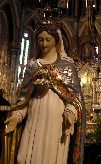 Marian Consecration Prayer