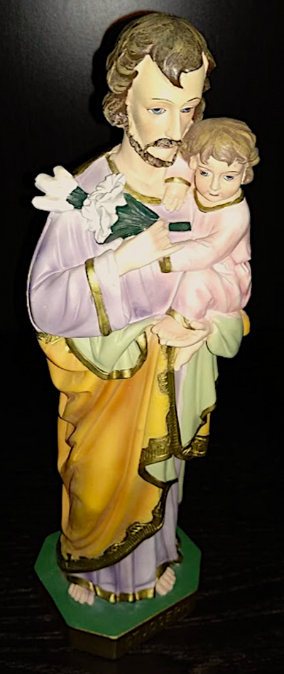 St. Joseph and the Child Jesus