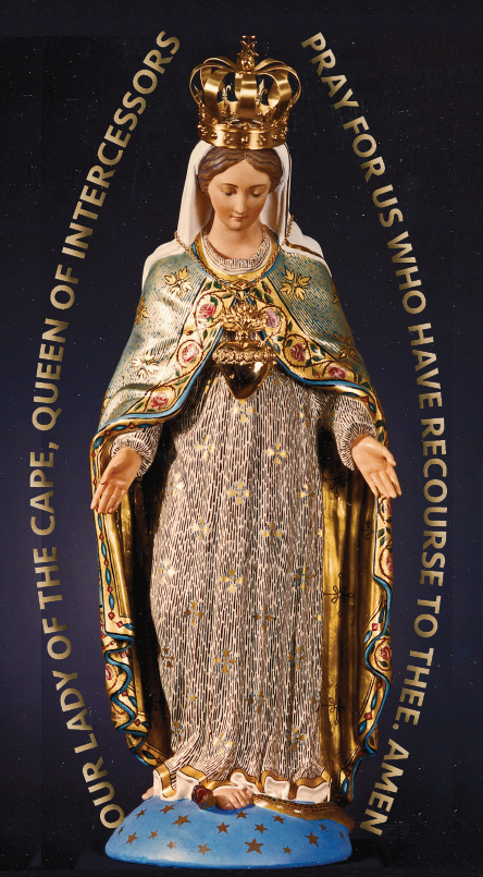 Our Lady of the Cape, Queen of Intercessors