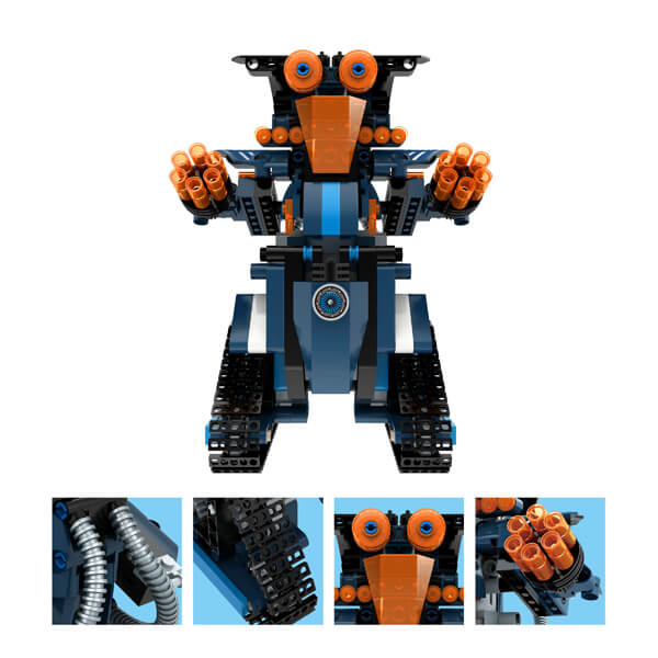 Building Blocks Remote Control Robots Toys Kit for Kids 8+ Years Old