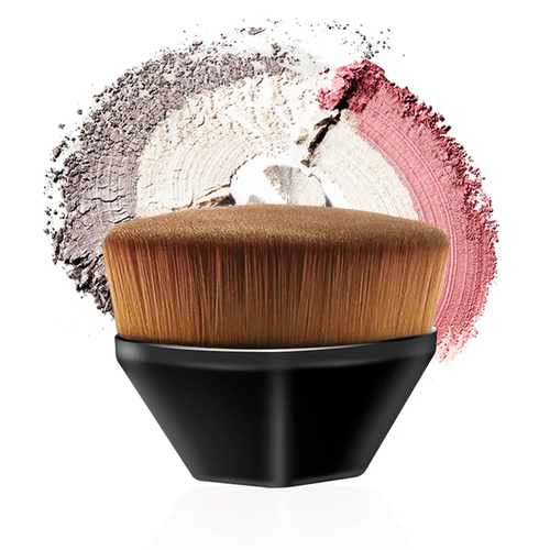Hexagon Short Hair Foundation Brush