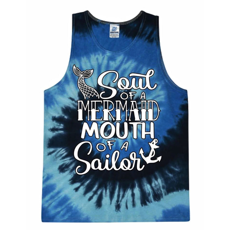 Mermaid Soul, Sailor Mouth Graphic Tank
