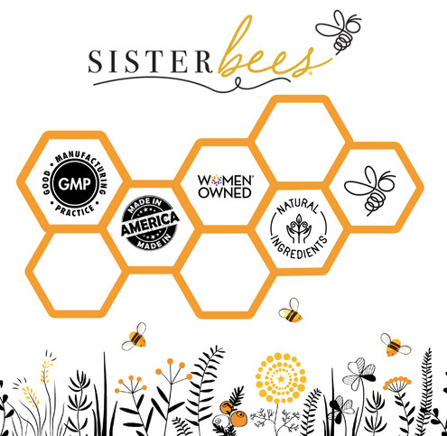 Sister Bees Beeswax Bug Free Candles