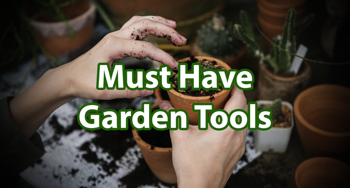 List of Must Have Garden Tools