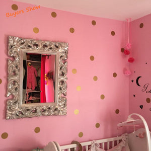 Polka Dot Wall Sticker