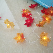 Novelty Maple Leaf Led Light