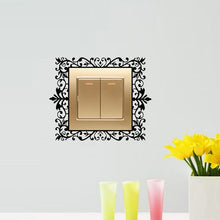 Light Switch Home Wall Sticker Art