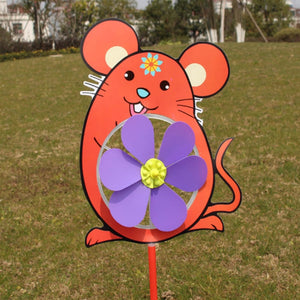 Chinese Zodiac Wind Spinner
