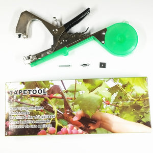 Garden Stem and Branch Binding Machine