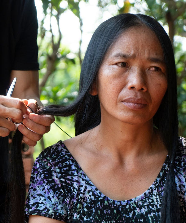 Sustainable Hair Sourcing